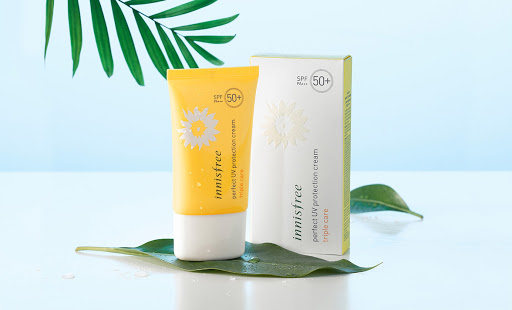 Review kem chống nắng Innisfree Perfect UV Protection Cream